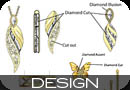 Helen Andrews designing the future in jewelry.
